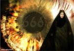 حجاب مصونیت از چشم ناپاک