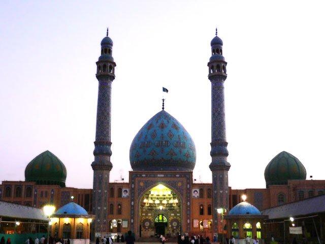 ثواب جارو كردن مسجد