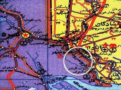 karbala3(eezaei) عملیات کربلای 3  و  شهدای پدافندی شهریور ماه شهر ترکالکی