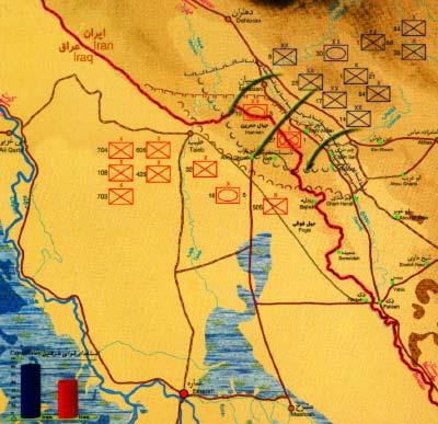 moharrahm عملیات محرم  و  شهدای پدافندی شهر ترکالکی