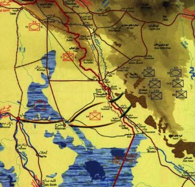 valfajr moghaddamati عملیاتی والفجر مقدماتی + شهدا و اسرای  شهر ترکالکی