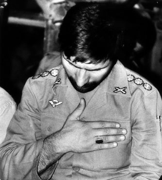 خاطراتی از شهید صیاد شیرازی